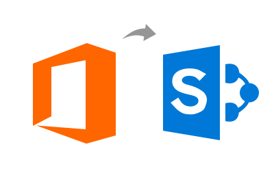 Office 365 to SharePoint & Below